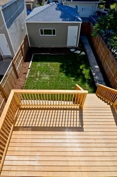 Back Porch - After